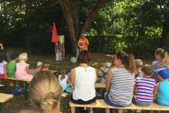 "Kindertheater ROTE NASE ""Clown Paul macht Ferien"" | 22. August, 2018"