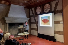Marli Hoppe-Ritter bei den Kamingesprächen 2019