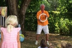 "Kindertheater ROTE NASE ""Clown Paul macht Ferien"" | 22. August 2018"