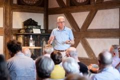 "Hans-Joachim Köppen ""Industrie 4.0: Chancen, Risiken, Zukunft"" | 20. April 2018"