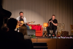 Paul Fogarty & Alan Doherty in concert | 28. April 2018